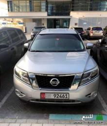 Nissan Pathfinder 2015 Very good condition